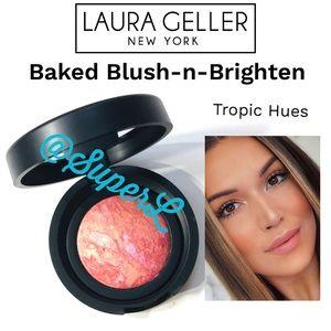 2/$15 Laura Geller Baked blush-n-brighten tropical